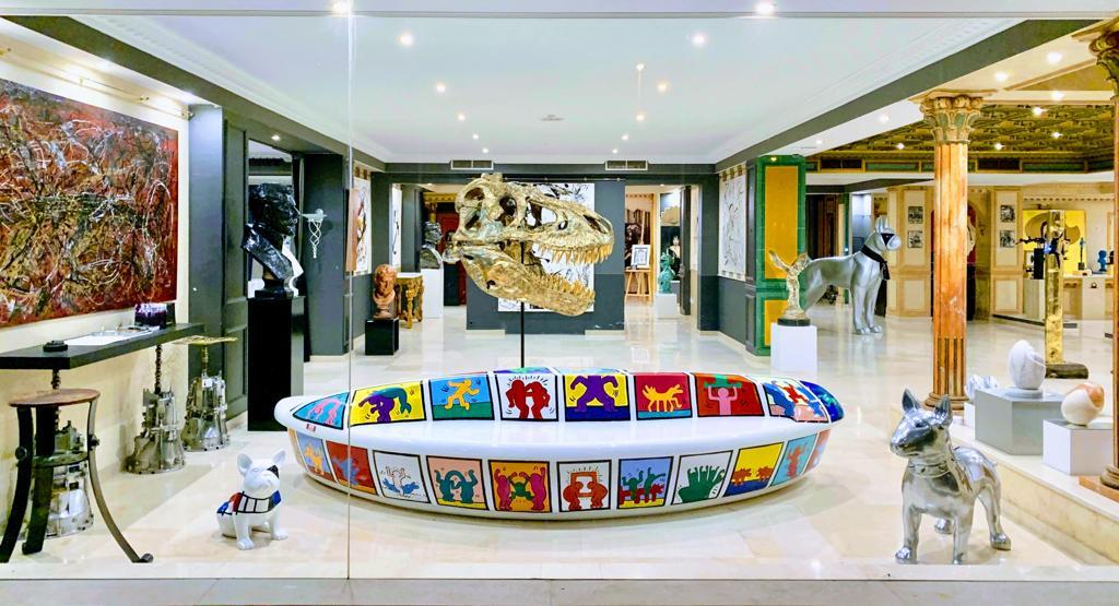 Art Gallery in Estepona