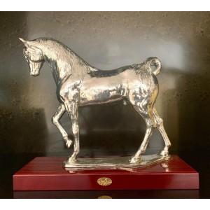 Sculpture - Arabian horse