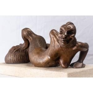 Sculpture - Lagarta