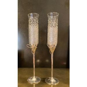 Art Jewelry - Vera Wang Champagne flute