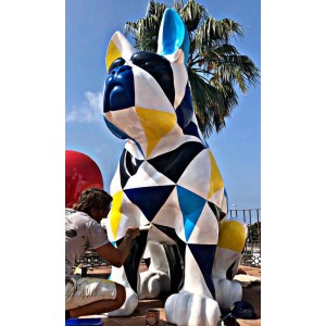 Sculpture from Arte by Leyton - X-Dog Marbella