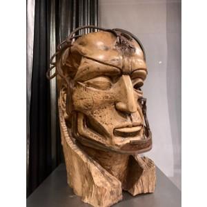 Sculpture - Cabeza de Peral
