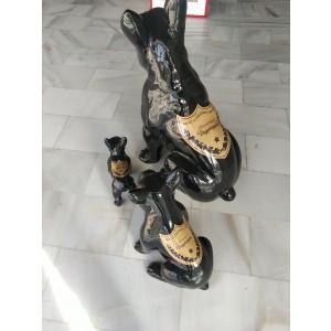 Escultura - Dogperignon Family