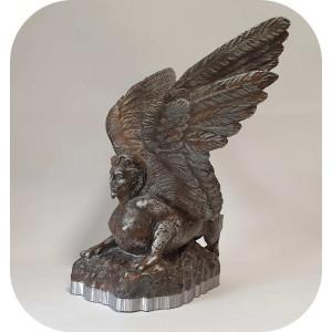Sculpture - Esfinge