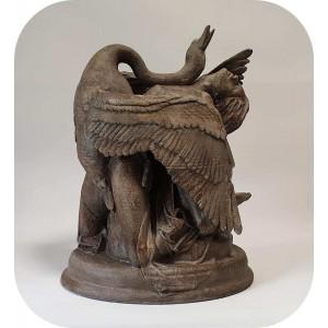 Sculpture - Leda 2