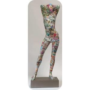 Sculpture - Miss Spain